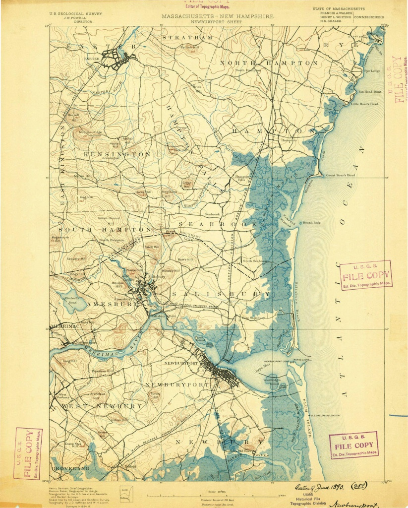 Historical Topographic Maps - Preserving The Past - Historic Florida Maps
