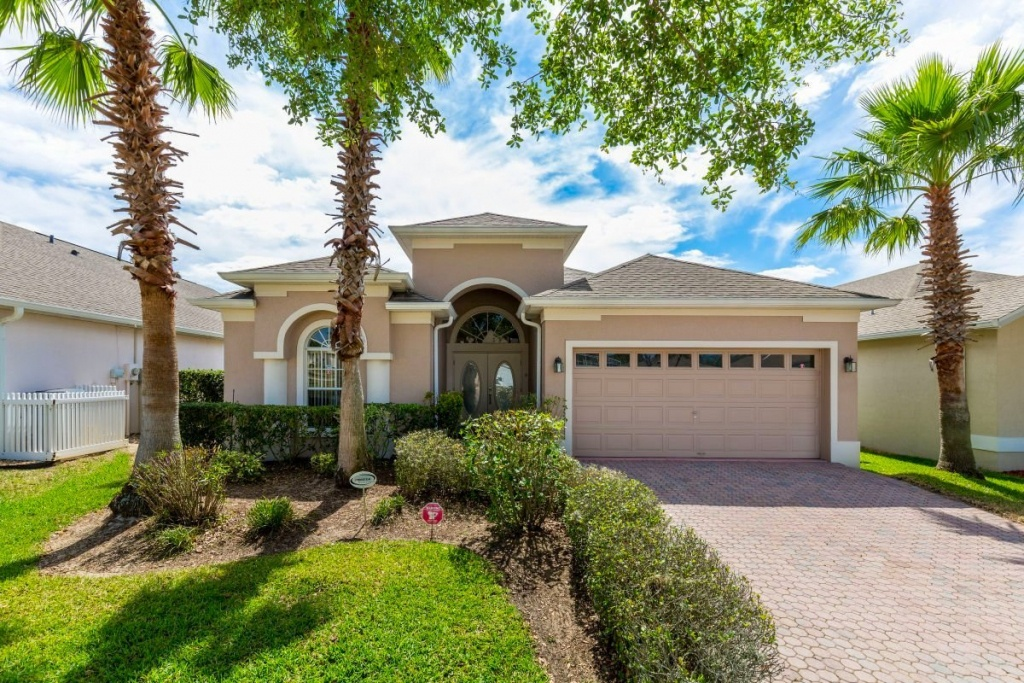 Holiday Homes For Sale Orlando, Florida Near Disney World - Know The - Map Of Homes For Sale In Florida