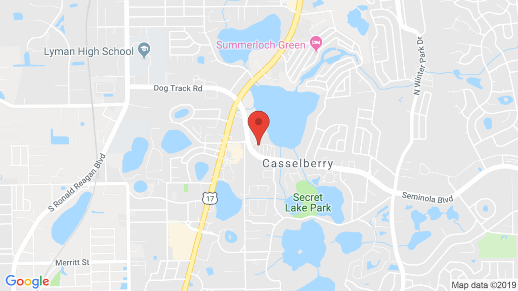 Holly & Dollys In Casselberry, Fl - Concerts, Tickets, Map, Directions - Casselberry Florida Map