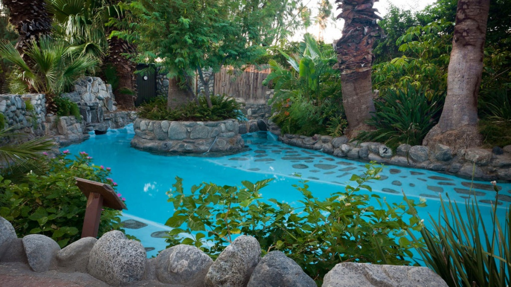 Hot Water' Guide To Desert Hot Springs: Hot Springs In Palm Springs - Natural Hot Springs California Map