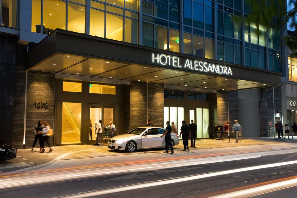 Hotel Alessandra - Updated 2019 Prices, Reviews & Photos (Houston - Map Of Hotels In Houston Texas