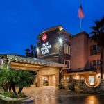 Hotel Best Western Plus Oceanside Palms, Ca   Booking   Map Of Best Western Hotels In California
