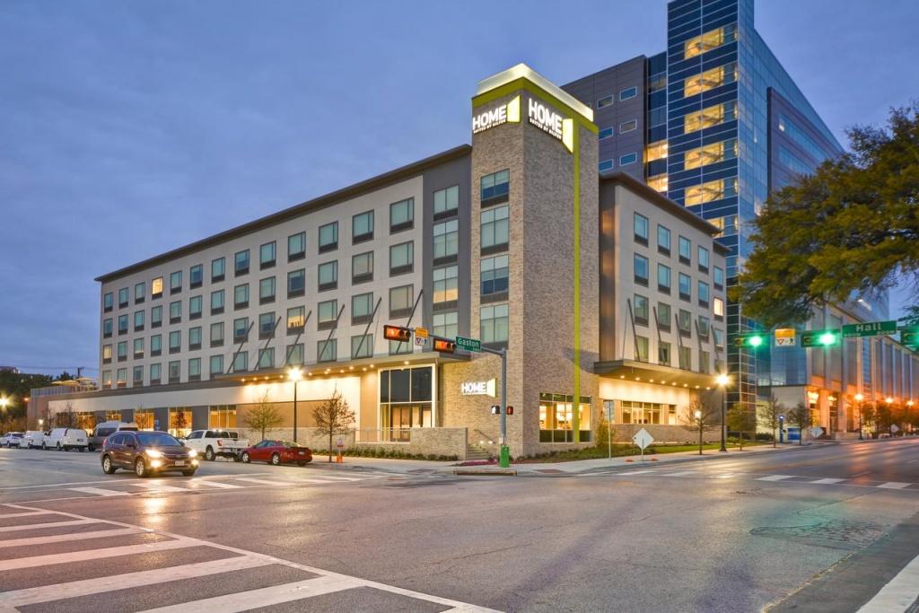 Hotel Home2 Baylor Scott & White Dallas, Tx - Booking - Baylor Hospital Dallas Texas Map