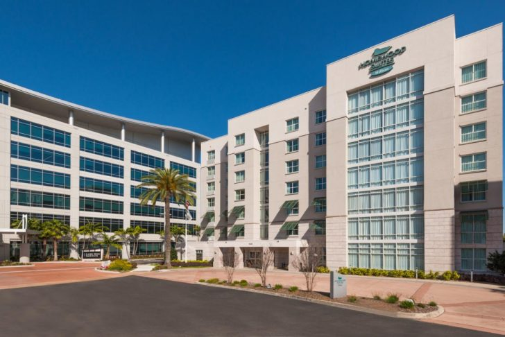 Tampa Florida Airport Hotels Map
