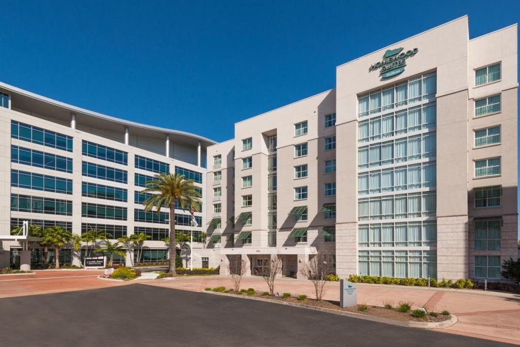 Hotel Homewood Suites Tampa Airport, Fl - Booking - Tampa Florida Airport Hotels Map