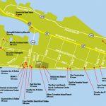 Hotel Map   Map Of Galveston Texas