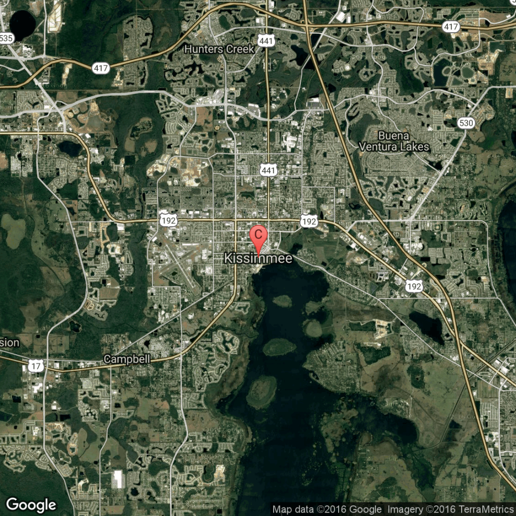Hotels Near The Airport In Kissimmee, Florida   Usa Today - Map Of Hotels In Kissimmee Florida