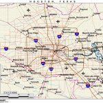 Houston Houston Texas Map   Houston Texas Map