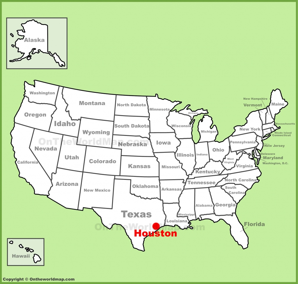 Houston Maps | Texas, U.s. | Maps Of Houston - Houston Texas Map