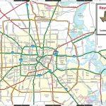 Houston Plan De La Ville   Ville De La Carte De Houston (Texas   Usa)   Houston Texas Map