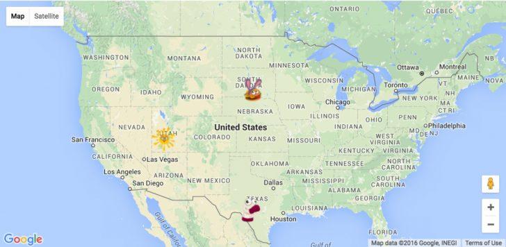 Maps Google Florida Usa
