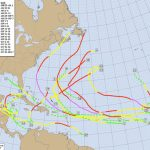 How To Use A Hurricane Tracking Chart   Printable Hurricane Tracking Map