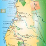 Humboldt County California Map - Humboldt County Ca • Mappery - Map Of Oregon And California Coastline