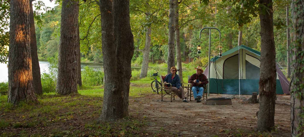Huntsville State Park — Texas Parks & Wildlife Department - Texas State Parks Camping Map