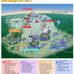 Images Of Disneyworld Map | Map Of Disney World Parks | A Traveling   Disney Parks Florida Map