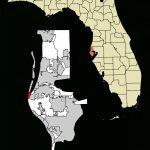 Indian Rocks Beach, Florida - Wikipedia - Indian Shores Florida Map