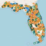 Interactive Map | Florida Hikes!   Florida Scenic Trail Interactive Map