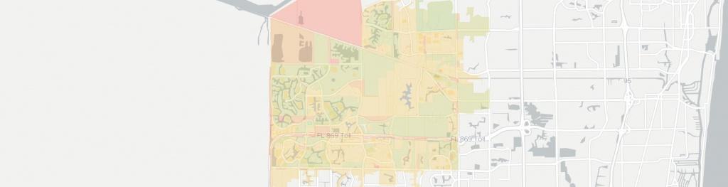 Internet Providers In Parkland, Fl: Compare 14 Providers - Parkland Florida Map