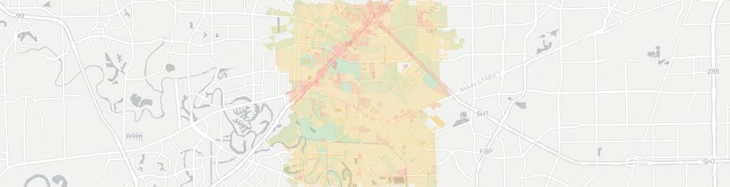 Internet Providers In Stafford, Tx: Compare 21 Providers - Stafford Texas Map