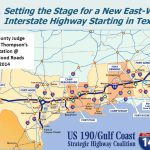 Interstate 14   Interstate Guide   Brady Texas Map