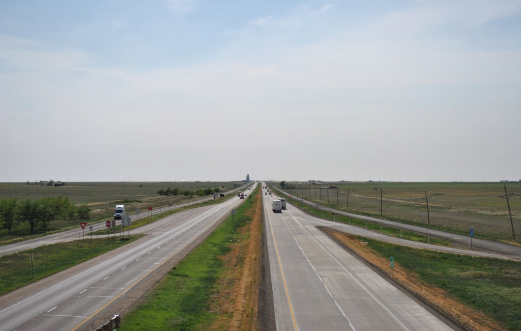 Interstate 40 - Interstate-Guide - Map Of I 40 In Texas