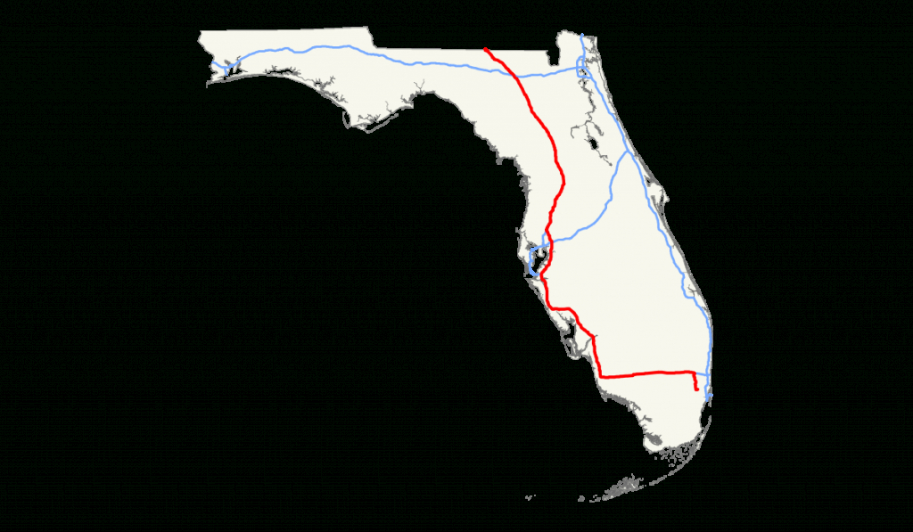 Interstate 75 En Floride — Wikipédia - Florida Snake Problem Map