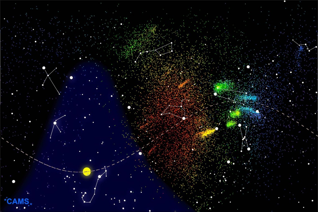 Introducing The Global Effort To Map The Night Sky   Science - Southern California Night Sky Map