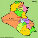 Iraq Maps | Maps Of Iraq   Printable Map Of Iraq