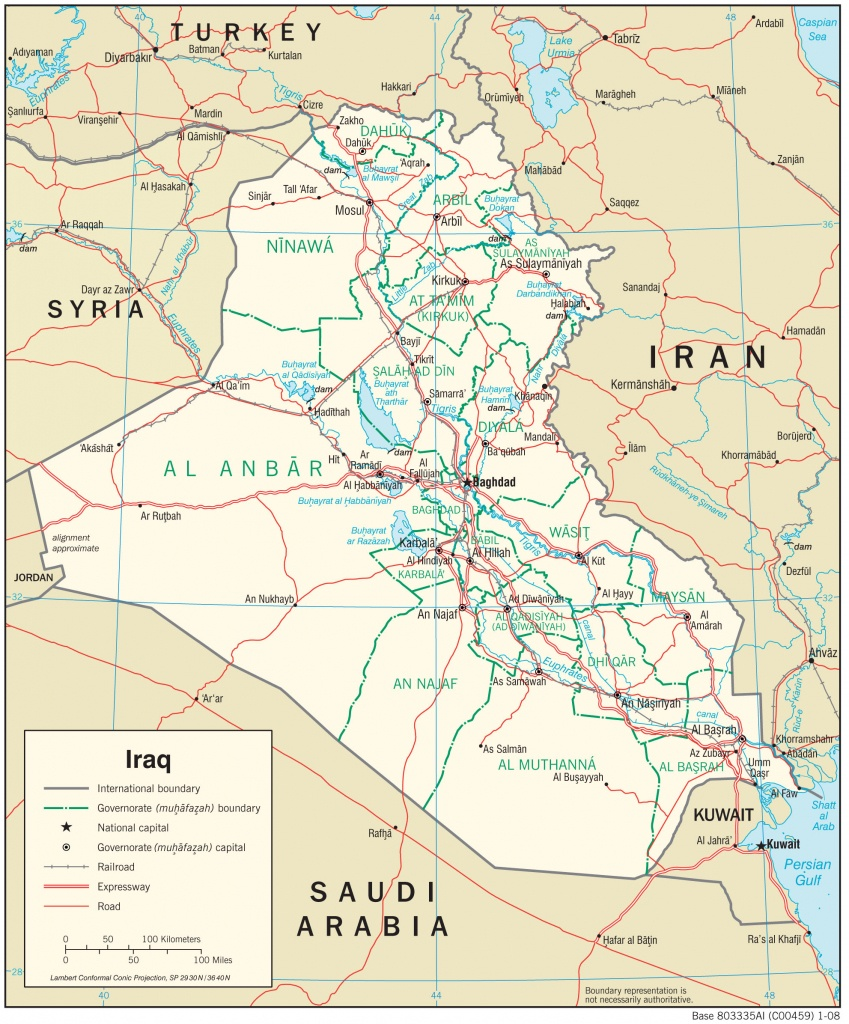 Iraq Maps - Perry-Castañeda Map Collection - Ut Library Online - Yahoo Map Texas
