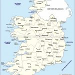 Ireland Maps | Printable Maps Of Ireland For Download - Printable Road Map Of Ireland