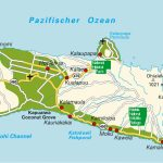 Island Map Molokai Hi, Hawaii, Usa. Maps And Directions At Hot Map.   Molokai Map Printable