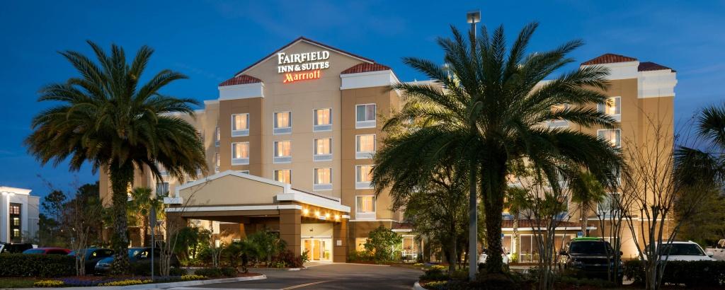 Jacksonville, Fl Hotels | Fairfield Inn & Suites Jacksonville - Map Of Hotels In Jacksonville Florida