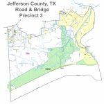 Jefferson County, Texas   Commissioner Precinct 3   Jefferson County Texas Map