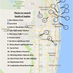 John Curtin Home Inspector   Where To Kayak And Paddle Board Around   Jupiter Beach Florida Map