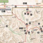 Joshua Tree Backpacking: The California Hiking & Riding Trail | Solo   California Hiking Trails Map