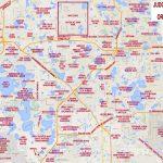 Judgmental Maps — Orlando, Florlando Truth Copr. 2016 Orlando   Map Of Orlando Florida Area