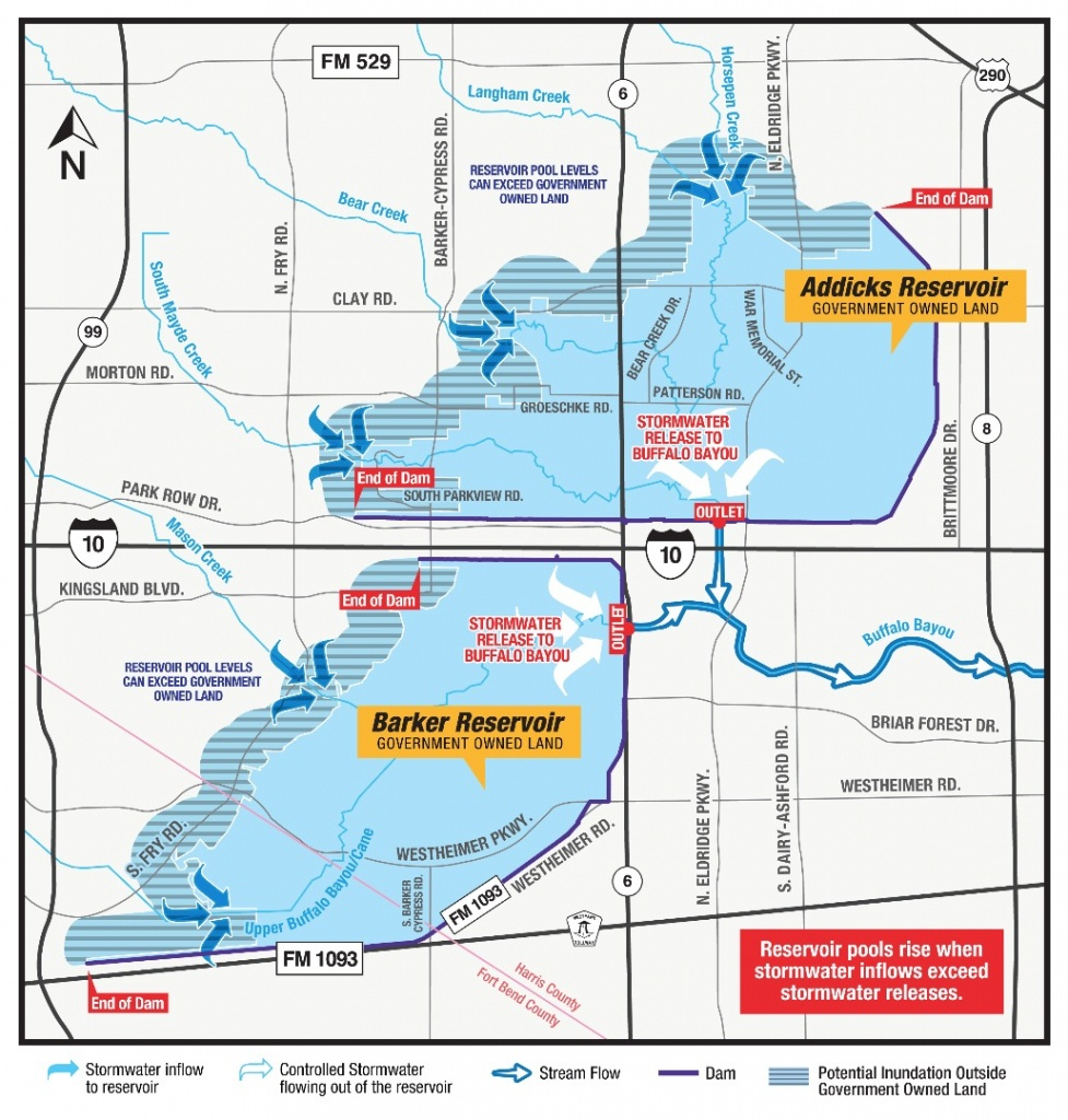 Katy Flood Zones - Texas Flood Zone Map