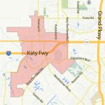 Katy Tx Neighborhood Map | Great Maps Of Houston In 2019 | Houston   Katy Texas Map