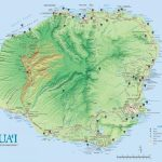 Kauai Island Maps & Geography | Go Hawaii   Printable Driving Map Of Kauai