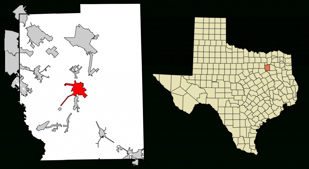Kaufman, Texas - Wikipedia - Kaufman Texas Map