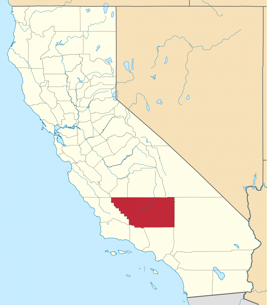 Kern County, California - Wikipedia - Taft California Map