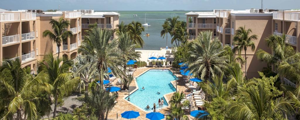 Key West Hotels Key West Marriott Beachside Hotel Florida Keys - Key West Florida Map Of Hotels