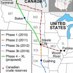 Keystone Pipeline - Wikipedia - Texas Refineries Map