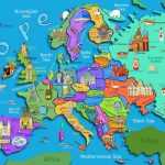Kids Map Of Europe Maps Com In For Printable Asia 7 - World Wide Maps - Map Of Europe For Kids Printable