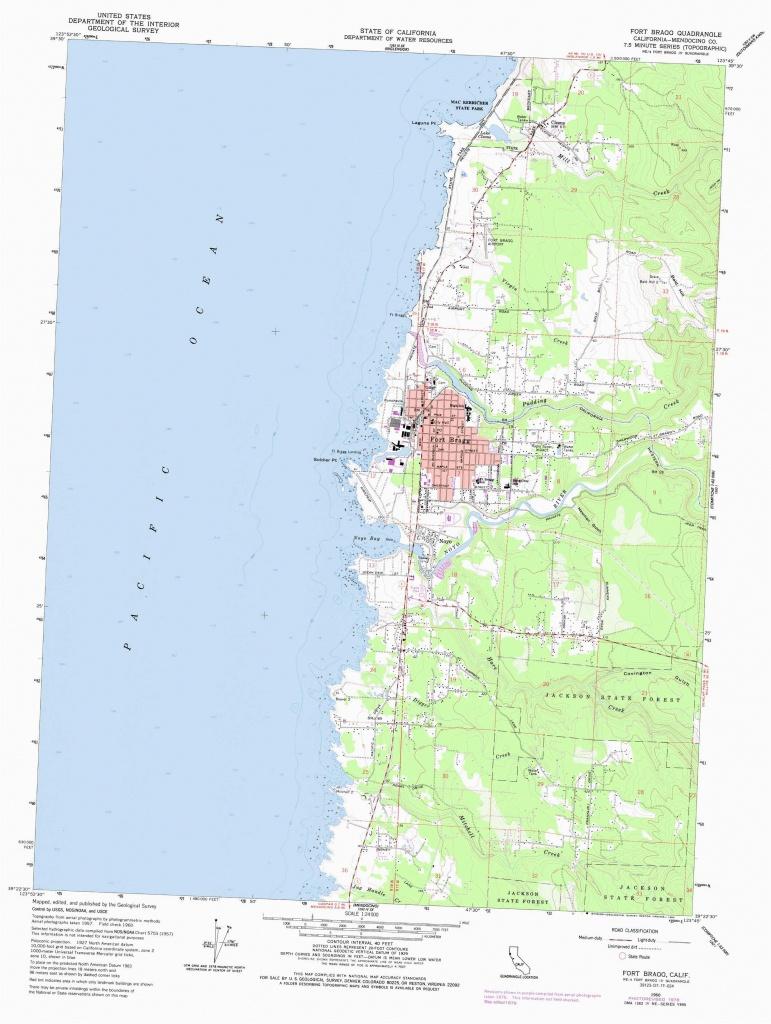 Koa Campgrounds California Map Fort Bragg Map Lovely Harbor Rv Park - Rv Parks California Map