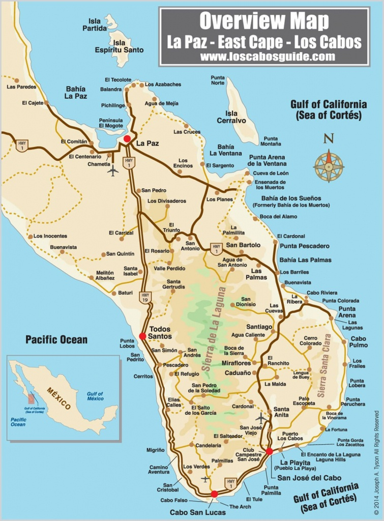 La Paz Mexico Map | Dehazelmuis - La Paz Baja California Map