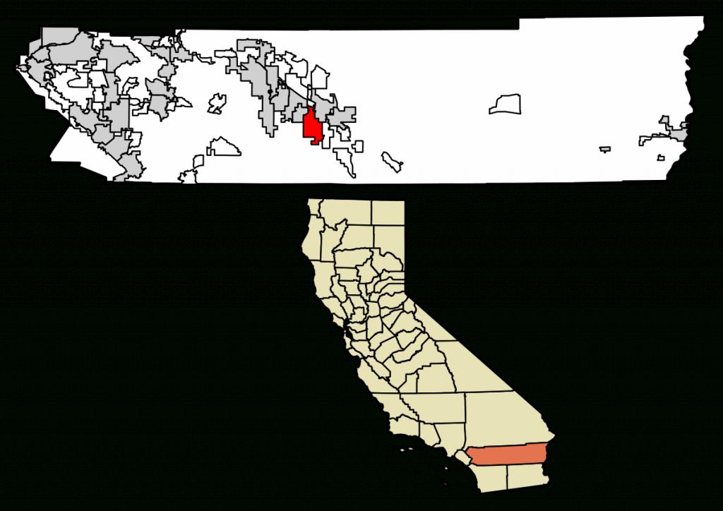 La Quinta, California - Wikipedia - La Quinta California Map