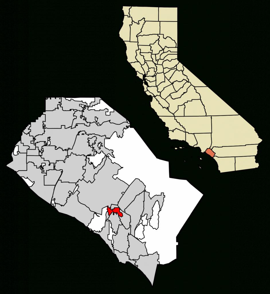 Laguna Woods, California - Wikipedia - Laguna Woods California Map