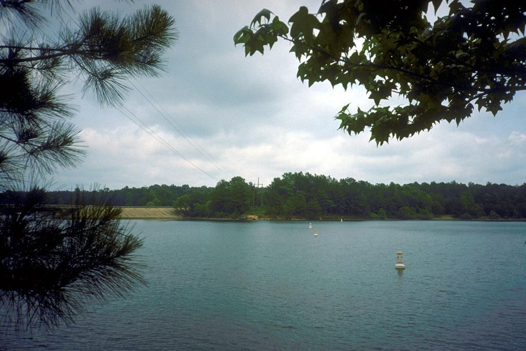 Lake O' The Pines - Wikipedia - Lake Of The Pines Texas Map