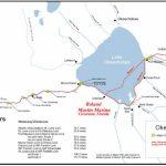 Lake Okeechobee Waterway Locks | Roland Martin Marina   Florida Waterways Map